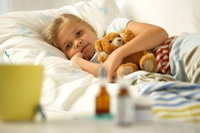 лечение гепатита А у детей