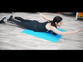 Интервальная тренировка для спины