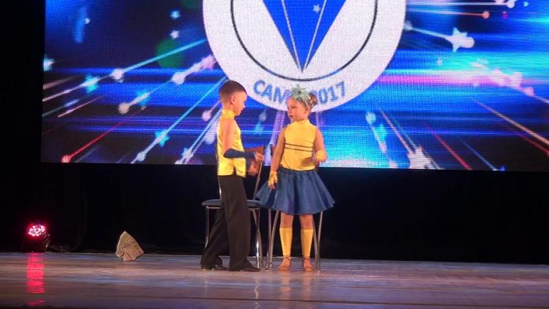 Танец Безумная любовь Турнир по танцам.