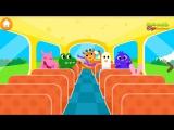 Мультики для детей. Детская песенка про автобус. Развивающие мультики для детей. Мультик песня