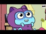 Поддельный котcounterfeit cat (1SO 1EO)