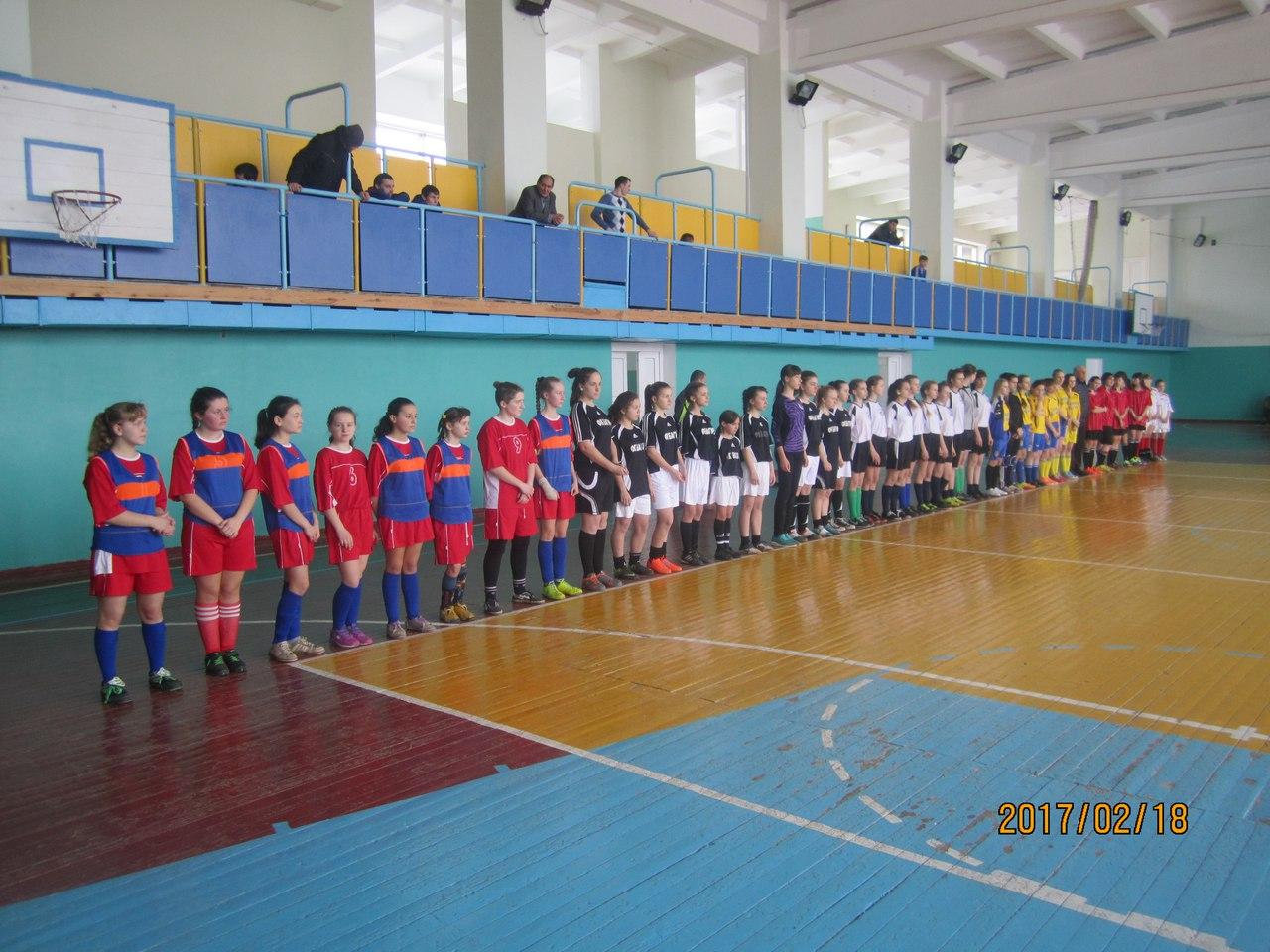25 и 26 февраля в спортивном комплексе «Доломитчик» города Соледара пройдет заключительная фаза чемпионата области по футзалу среди женщин.