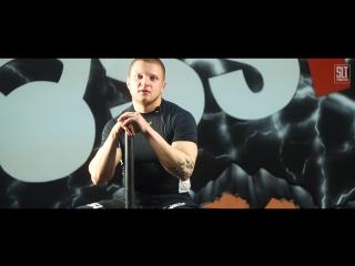 Скарбовский Валерий (Республика Беларусь) Бойцовское шоу