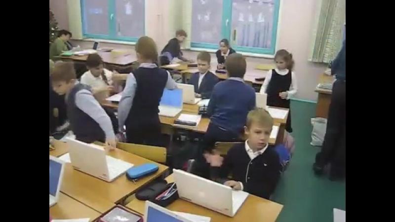 Big Data in Elementary School. Большие данные в начальной школе