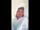 Taylor on Romee's Snapchat Story