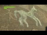 Появились подозреваемые в вандализме на древней писанице в Хакасии