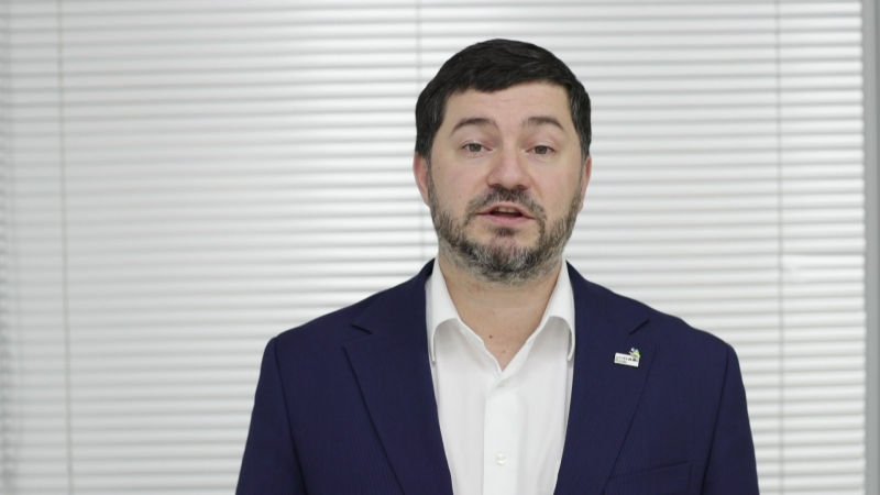 Приветствие Генерального директора «Молодые профессионалы» Ворлдскиллс Россия Роберта Уразова