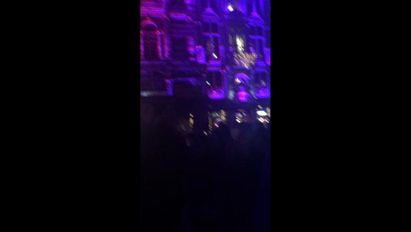 Новорічний настрій в Брюсселі