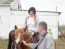 День рождения Оксаны Мартыненко отмечаем на конезаводе