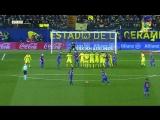 Месси ГОЛ Вильярреалу со штрафного удара (2017.01.08) Messi Goal Free kick Villarreal CF vs FC Barcelona 2017