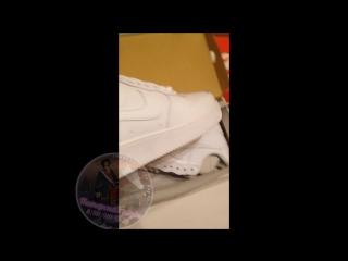 Обзор №4 Nike Air Force (ПитерскаяОбувьPiterSneaker)