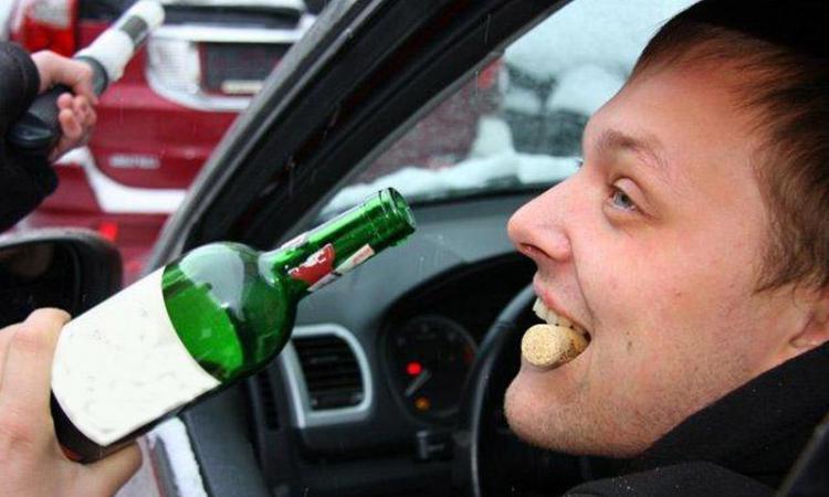 Нетрезвые водители-должники будут отбывать наказание в виде обязательных работ либо ареста