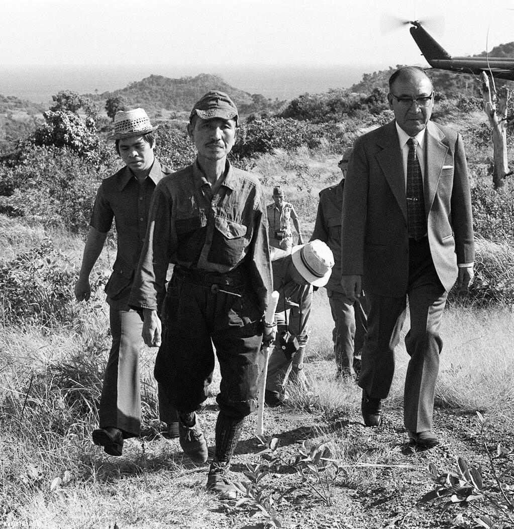 История японского солдата Хироо Онода – его война не могла завершиться 30 лет