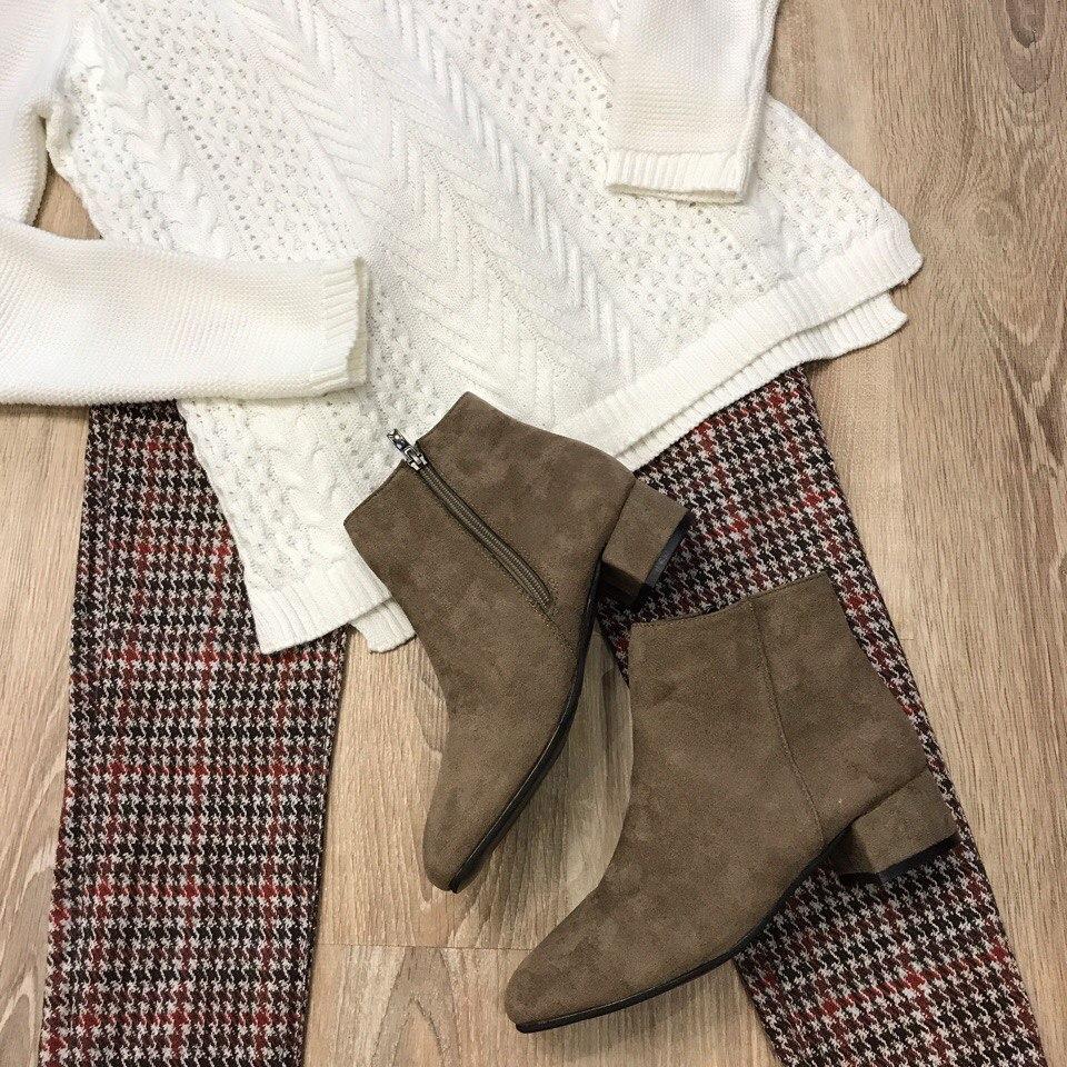 Демисезонные ботиночки из магазина HEE GRAND Charmshoes Store