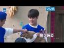 """[Видео] 170519 Джексон @ Документальное видео шоу """"Running Man"""" (Китай) Season 5 Ep.6"""