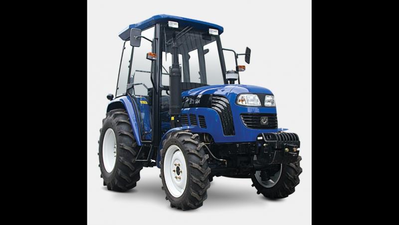 Трактор ДТЗ 4504К DTZ НОВИНКА 2015 Інтернет магазину agromachine.com.ua