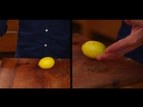 How to Safely Secure your Chopping Board Jamie's 1 Minute Tips