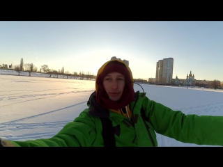 CASPERKIEV. SNOWKITE 2016-2017