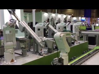 Tokyo Robots Dance