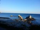 Сократ от Гостевого дома к пляжу Нарышкинские камни (Башмак)