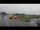 авария аозле аэропорта