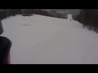 Лыжи. Холдоми. Черная стрела