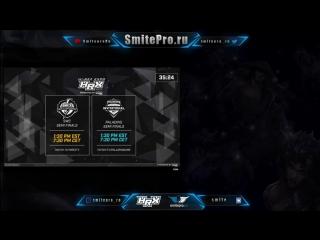3-й день Мирового Чемпионата по SMITE – #SWC2017 – VK.COM/SMITE – MOBA от 3-го лица (FREE TO PLAY)