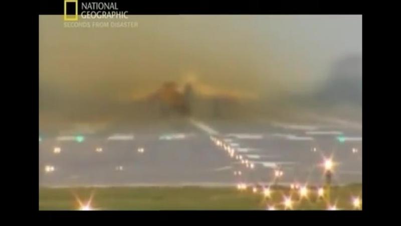 Секунды до катастрофы - Крушение Concorde