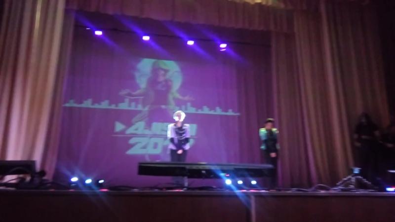 Ajisai-2017. Saiko! cosband и Ice Beach - Yuri! on Ice. Пенза. Танец.