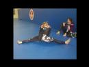 Valentina Shevchenko Stretching