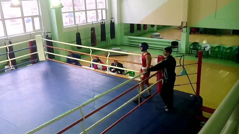 Ишим Абышов Мурзанов 1 раунд