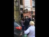 Самая узкая улица)