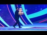 Галустян и торт.  КВН-55. 27.11.16 г.HD
