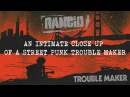 An Intimate Close Up of a Street Punk Trouble Maker - Rancid
