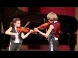 J. Gade -- Jealousy Two Violins &amp Lebedeva Trio