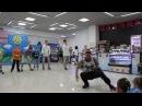 The Style of the Soul - шоу в ТРЦ Красная Площадь