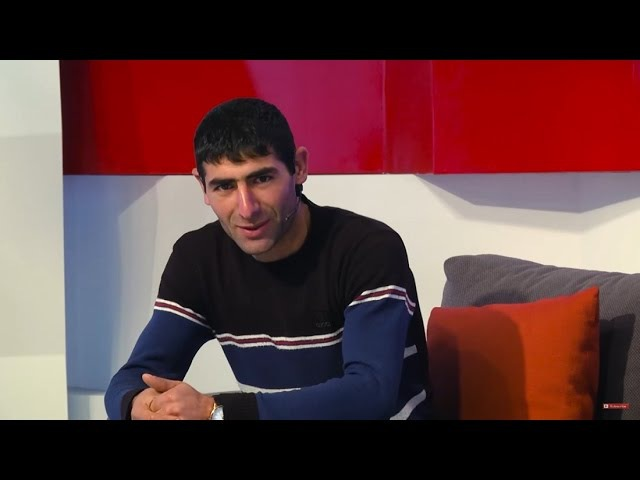 Kisabac Lusamutner eter 02.01.17 Sere Tariq Chi Harcnum
