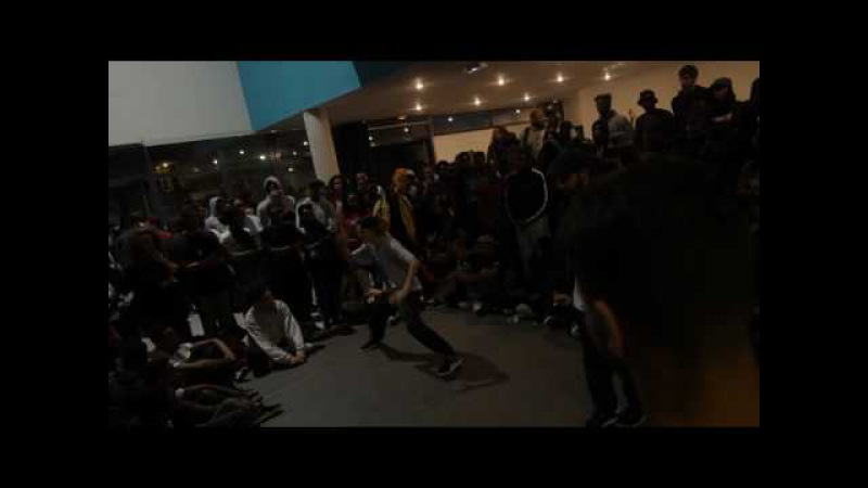 Irina S.N.CH. Battle Bad hip-hop 3rd step preselection
