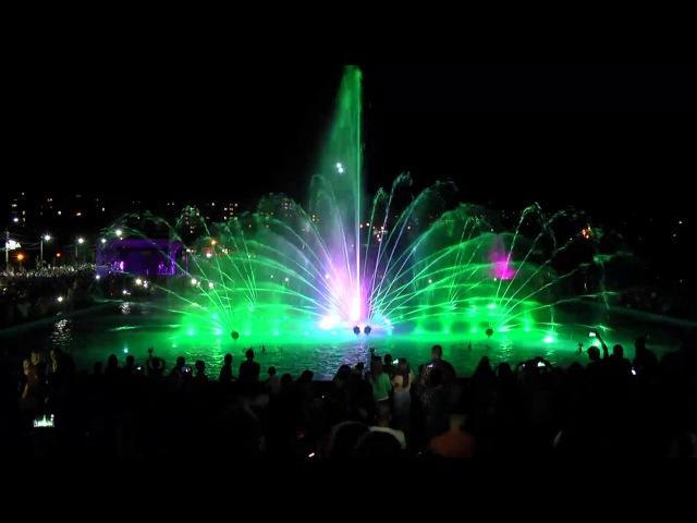 Відкриття комплексу фонтанів «Перлина кохання» у місті Умань Натали Кенди, BIG BOSS...