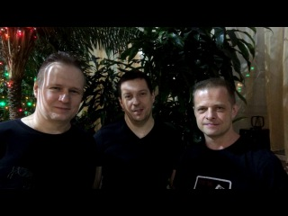 Группа Технология - Видеоприглашение на концерт в Москве 7 января