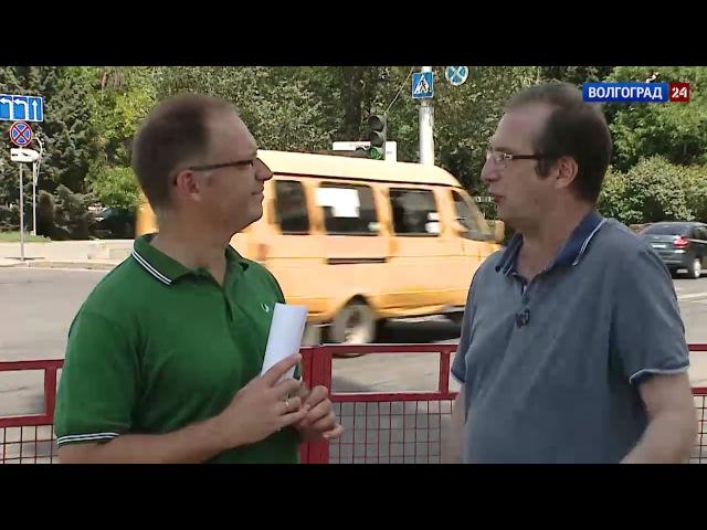 Архиград. Первый трамвайный маршрут в Царицыне. 09.08.17