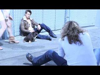 90210's MATT LANTER Behind the Scenes w/ TROIX Magazine