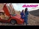 GUNSHIP - The Mountain [Official Lyric Video]