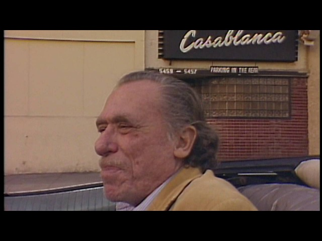 Hollywood Western With Charles Bukowski