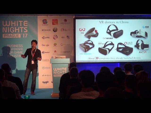 Masaru Ohnogi (gumi Inc.) - The Future Landscape of VR in Asia the World