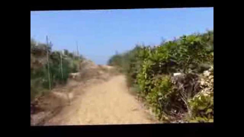 Aldeia Santa Rita Goa beach walk
