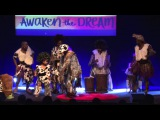 African musical performance  Telema  TEDxWanChai