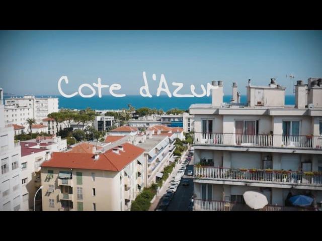 Sight of Cote d'Azur