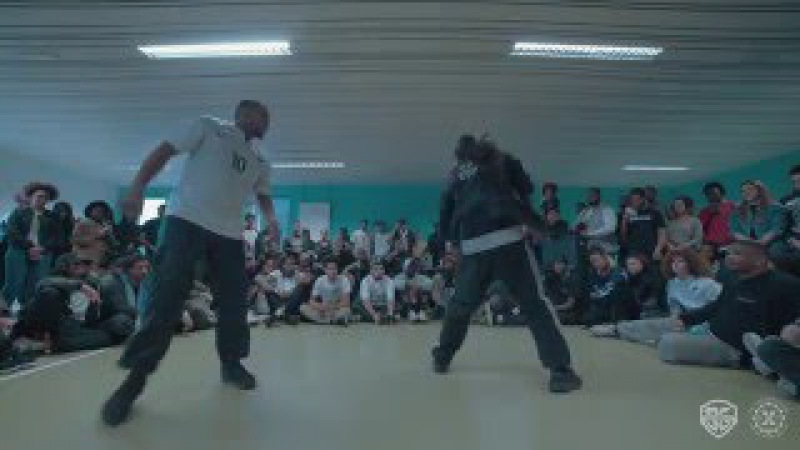 Kosni Soul Brother Sarcellite vs Icee Forzesound Exhibition Surprise Battle Sa Graille 2