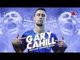 Gary Cahill - Chelsea FC - Defensive Skills - 2017